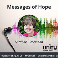 Messages of Hope online radio show USA
